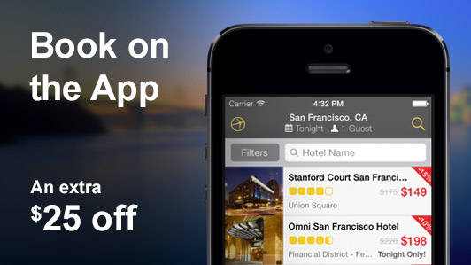 Expedia travel app is now available for download from Windows Store for free. Description: Book hotels from your Windows Store app and save up to 60% with Expedia Mobile Exclusive deals! The Expedia Best Price Guarantee ensures you get the perfect hotel at the best price.